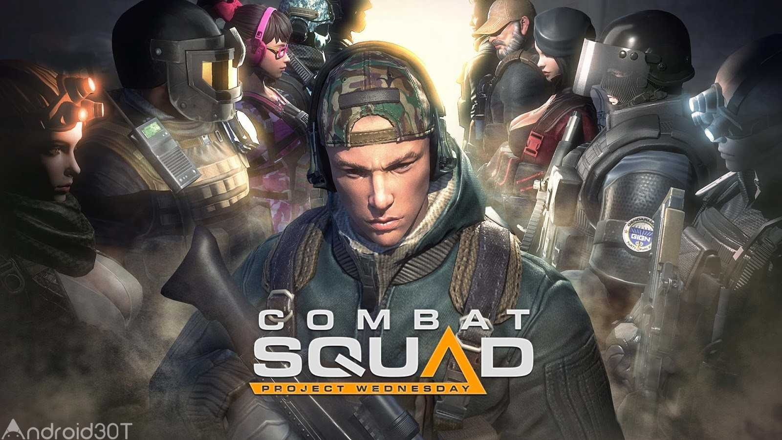 دانلود Combat Squad – Online FPS 0.10.6 – بازی آنلاین اکشن گروه جنگجو اندروید