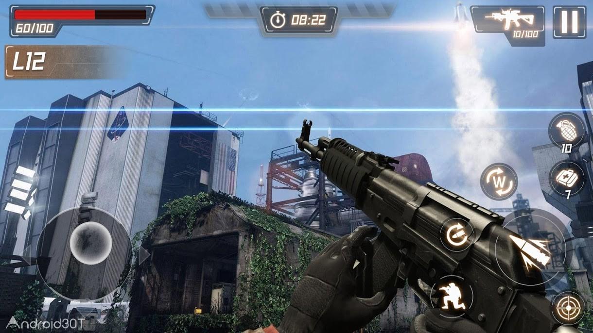 دانلود Commando Officer Battlefield Survival 1.8 – بازی اکشن ماموریتی اندروید
