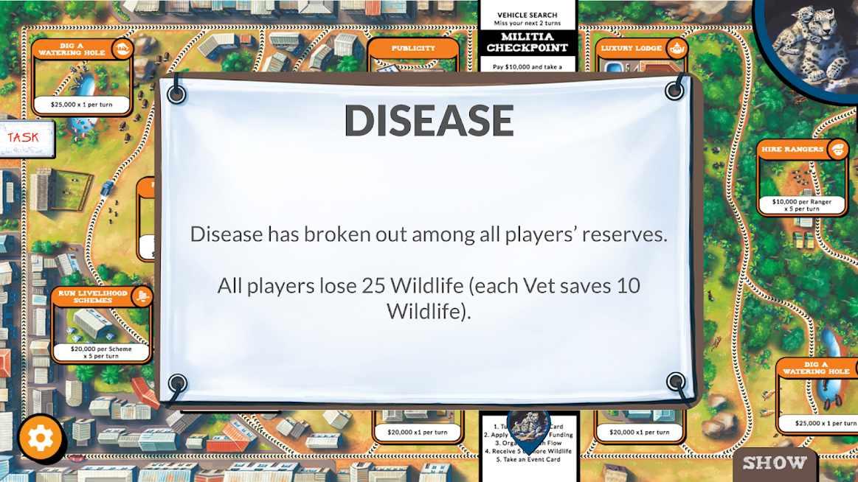 دانلود Conservation Crisis 1.8.2 – بازی تخته ای پارک جنگلی اندروید