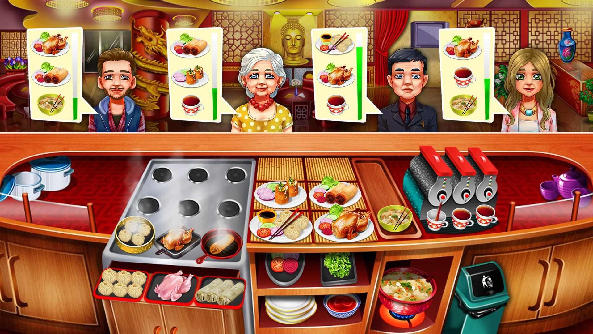 دانلود Cooking Fest : Chef Restaurant 1.48 – بازی رقابتی جشنواره آشپزی اندروید