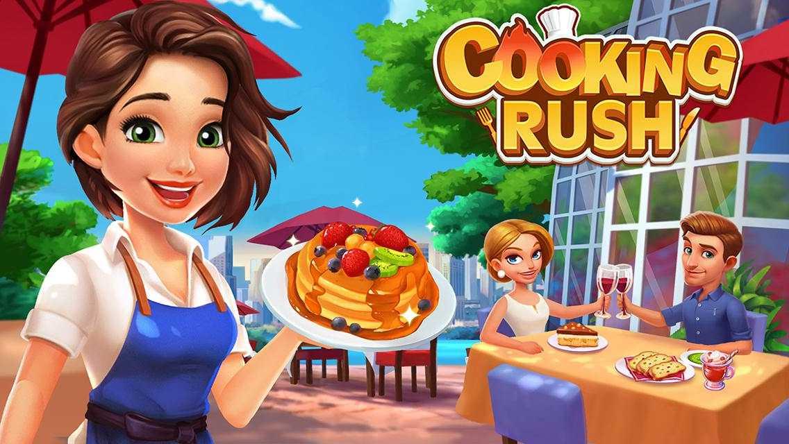 دانلود Cooking Rush – Chef's Fever Games 1.1.3 – بازی اشتیاق آشپزی اندروید