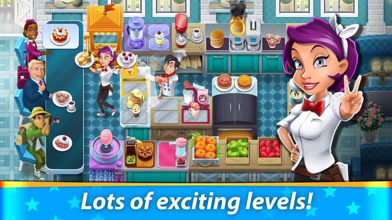 دانلود Cooking Stars v2020.3.5536 – بازی ستاره های آشپزی اندروید