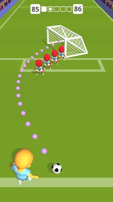 دانلود 1.8.33 Cool Goal – بازی فوتبالی هدفگیری دقیق اندروید