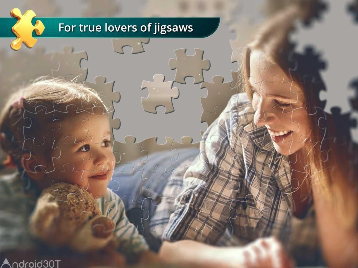 دانلود Cool Jigsaw Puzzles 5.3.0 – بازی جورچین جیگ ساو اندروید