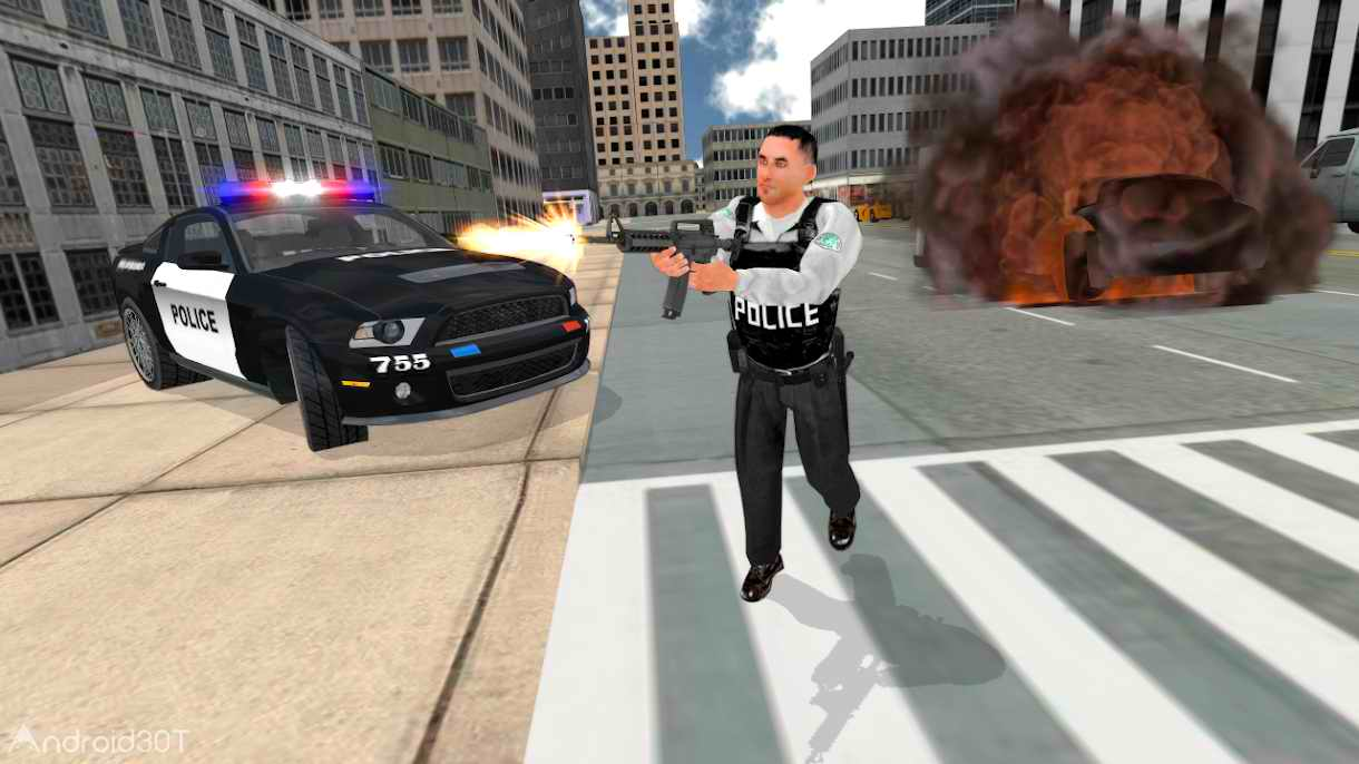 Cop Duty Police Car Simulator