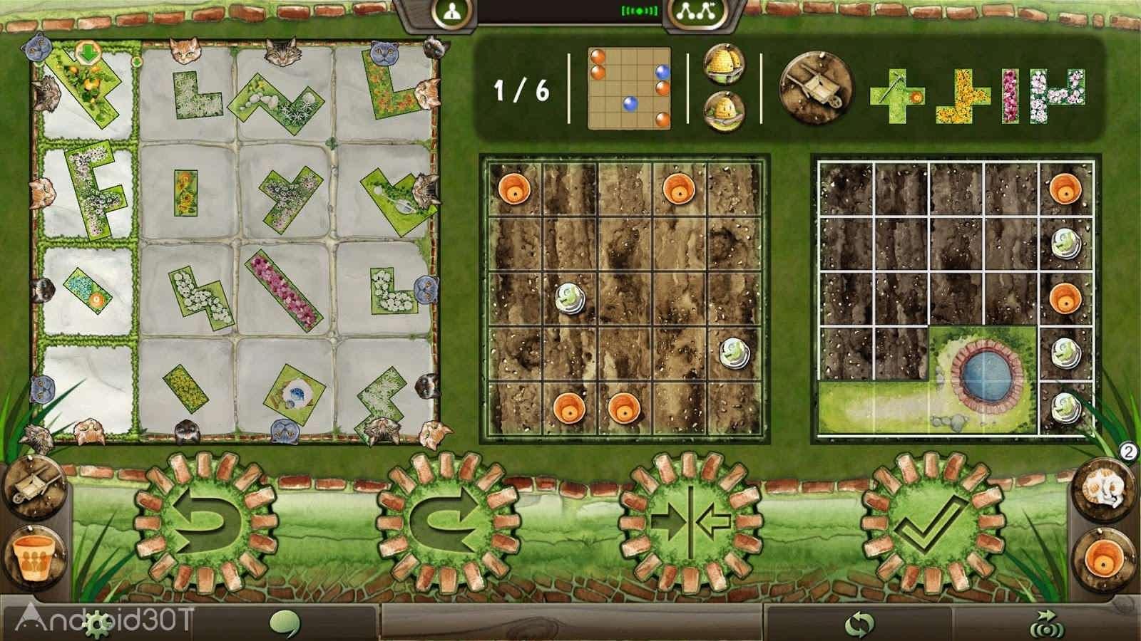 دانلود Cottage Garden 23 – بازی متفاوت خانه باغ اندروید