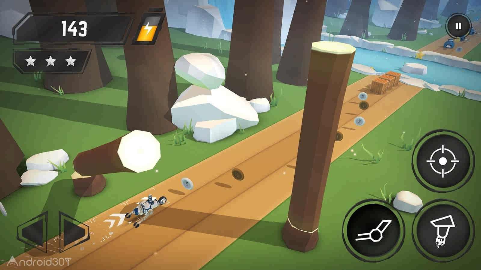 دانلود Crashbots 1.1.1 – بازی اکشن روبات های نابودگر اندروید