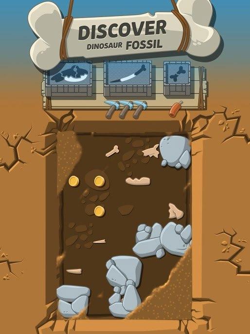 دانلود Crazy Dino Park 1.75 – بازی پازلی پارک دایناسورها اندروید