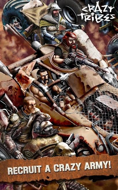 دانلود Crazy Tribes – War MMOG 5.7.14 – بازی استراتژیکی حمله قبایل برای اندروید