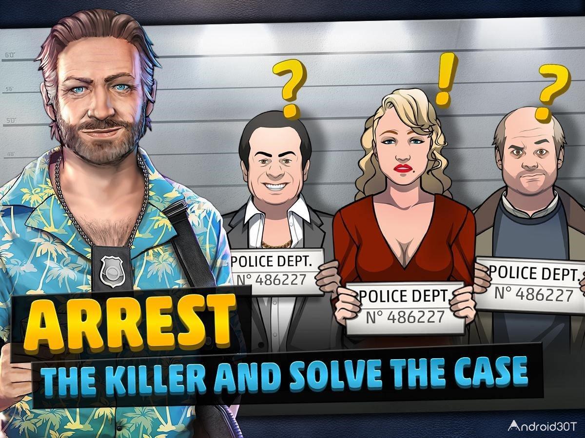 دانلود Criminal Case 2.36.4 – بازی پرونده مجرمانه برای اندروید