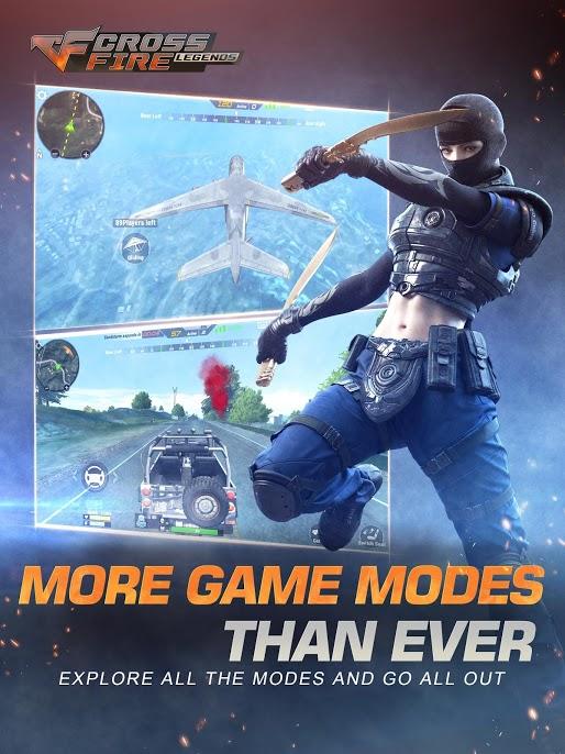 دانلود CrossFire: Legends 1.0.50.50 – بازی اکشن نبردهای افسانه ای اندروید