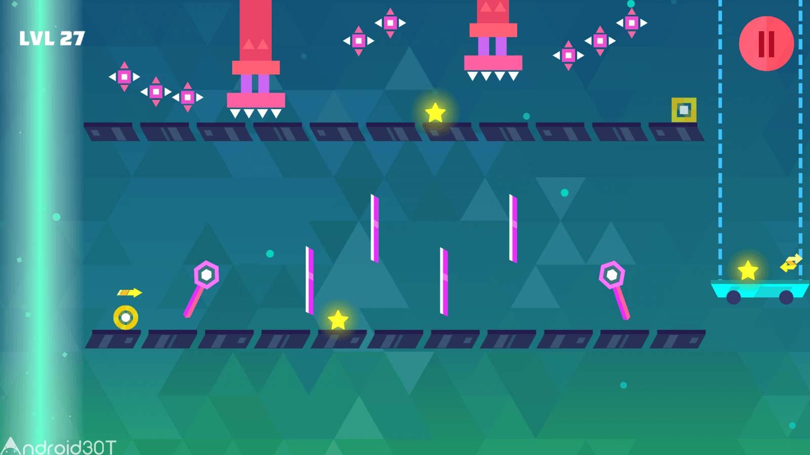 دانلود Crush Escape 1.0.0 – بازی پازلی فرار از له شدن اندروید