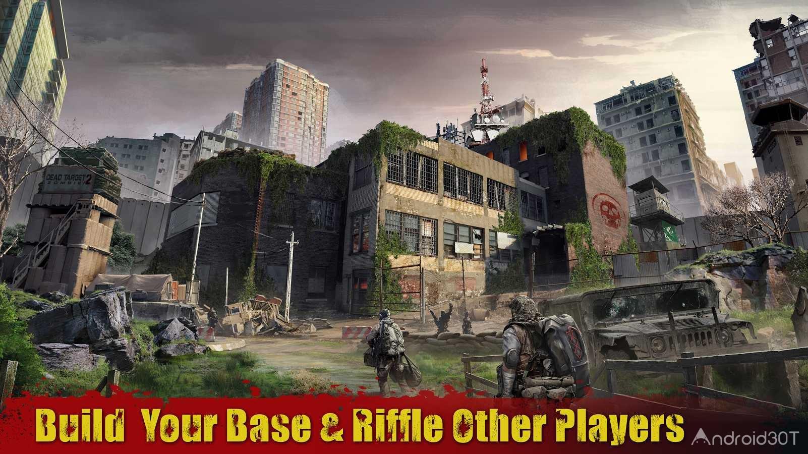 دانلود DEAD WARFARE: Zombie 2.17.20 – بازی تفنگی جنگ زامبی ها اندروید