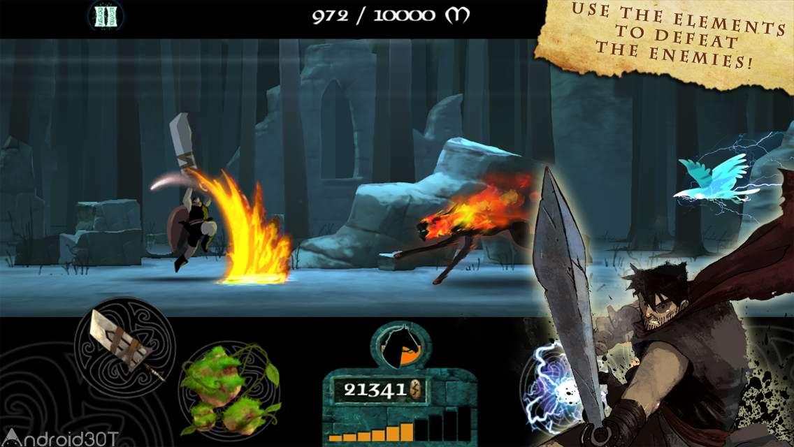 دانلود Dark Guardians 1.2 – بازی اکشن نگهبان تاریکی ها اندروید