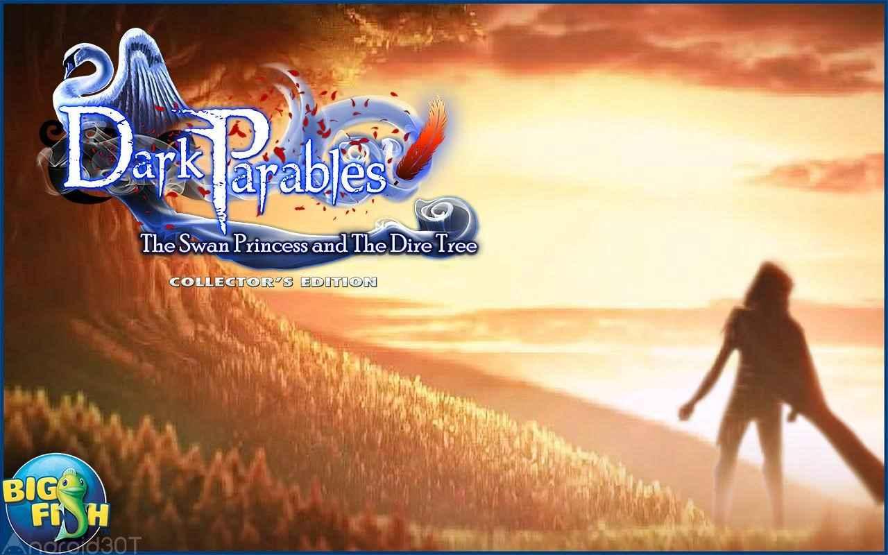 دانلود Dark Parables: The Swan Princess Full 1.0 – بازی شاهزاده اندروید