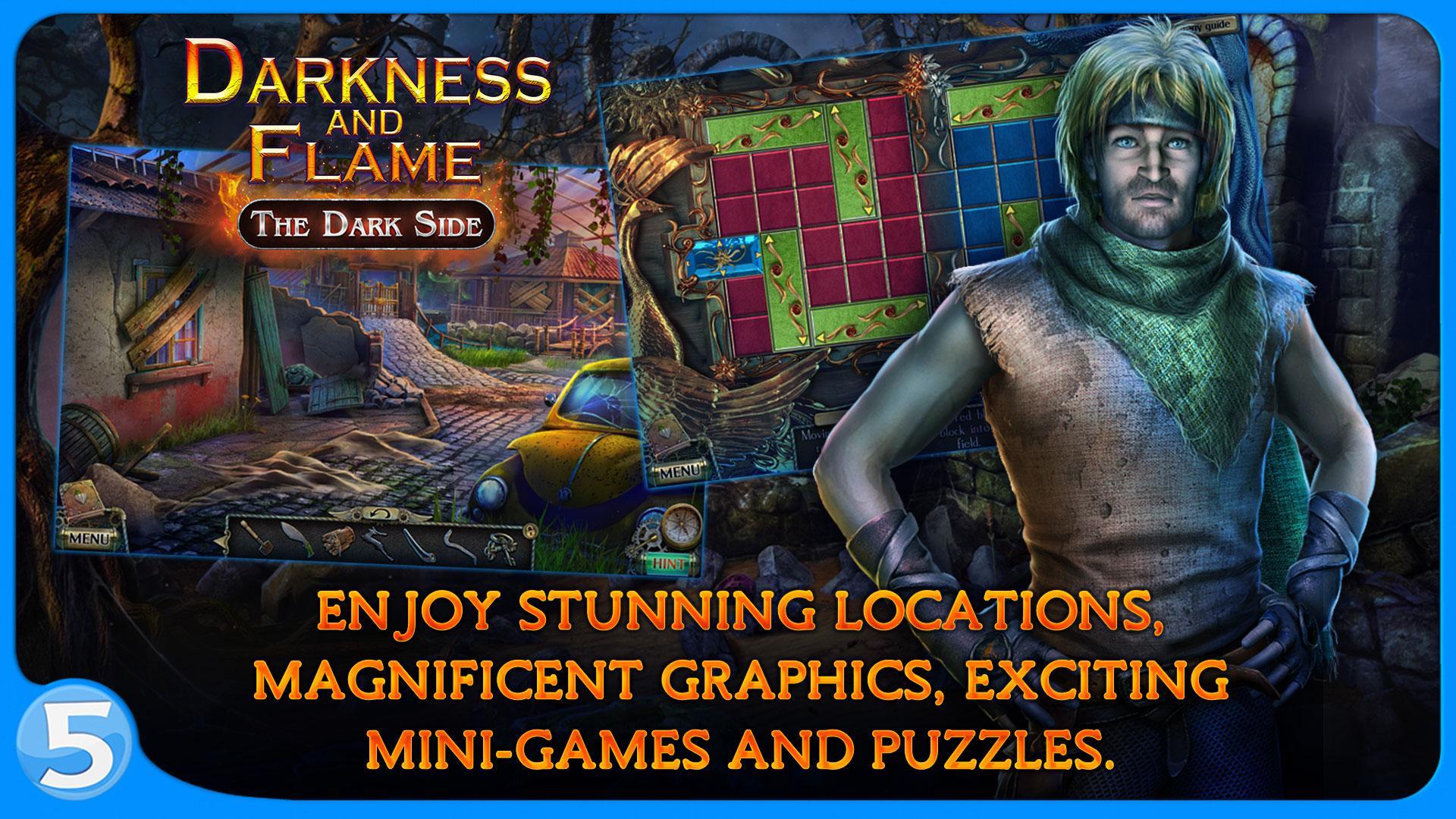 دانلود Darkness and Flame 3 (Full) 1.0.5 – بازی ماجراجویی شعله ای در تاریکی 3 اندروید