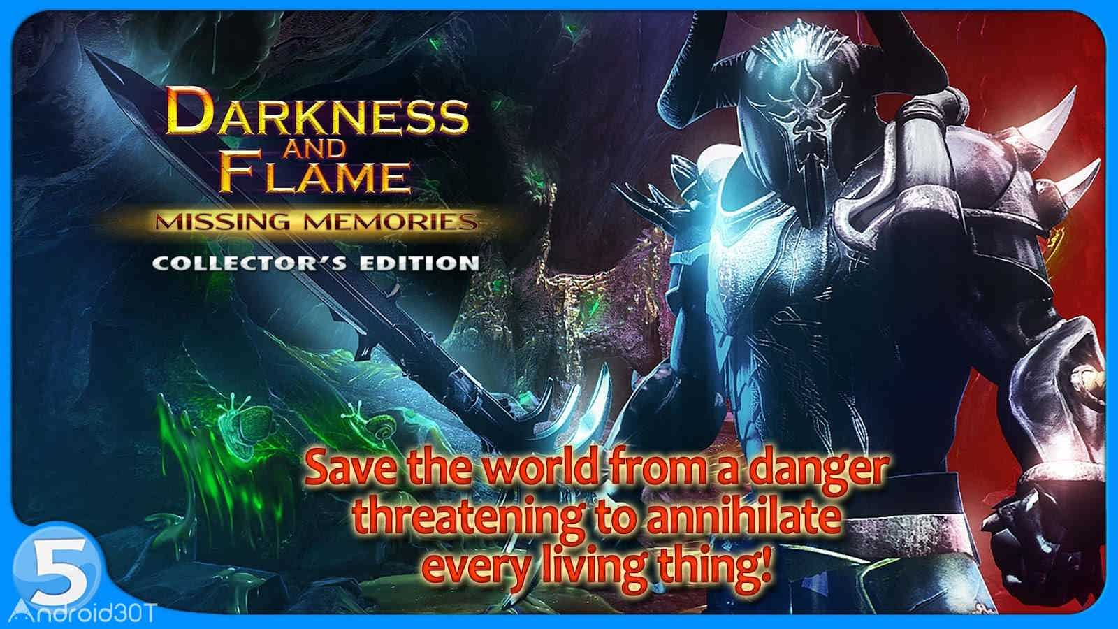 دانلود Darkness and Flame 2 (full) v1.1.1 – بازی ماجراجویی تاریکی و شعله 2 اندروید