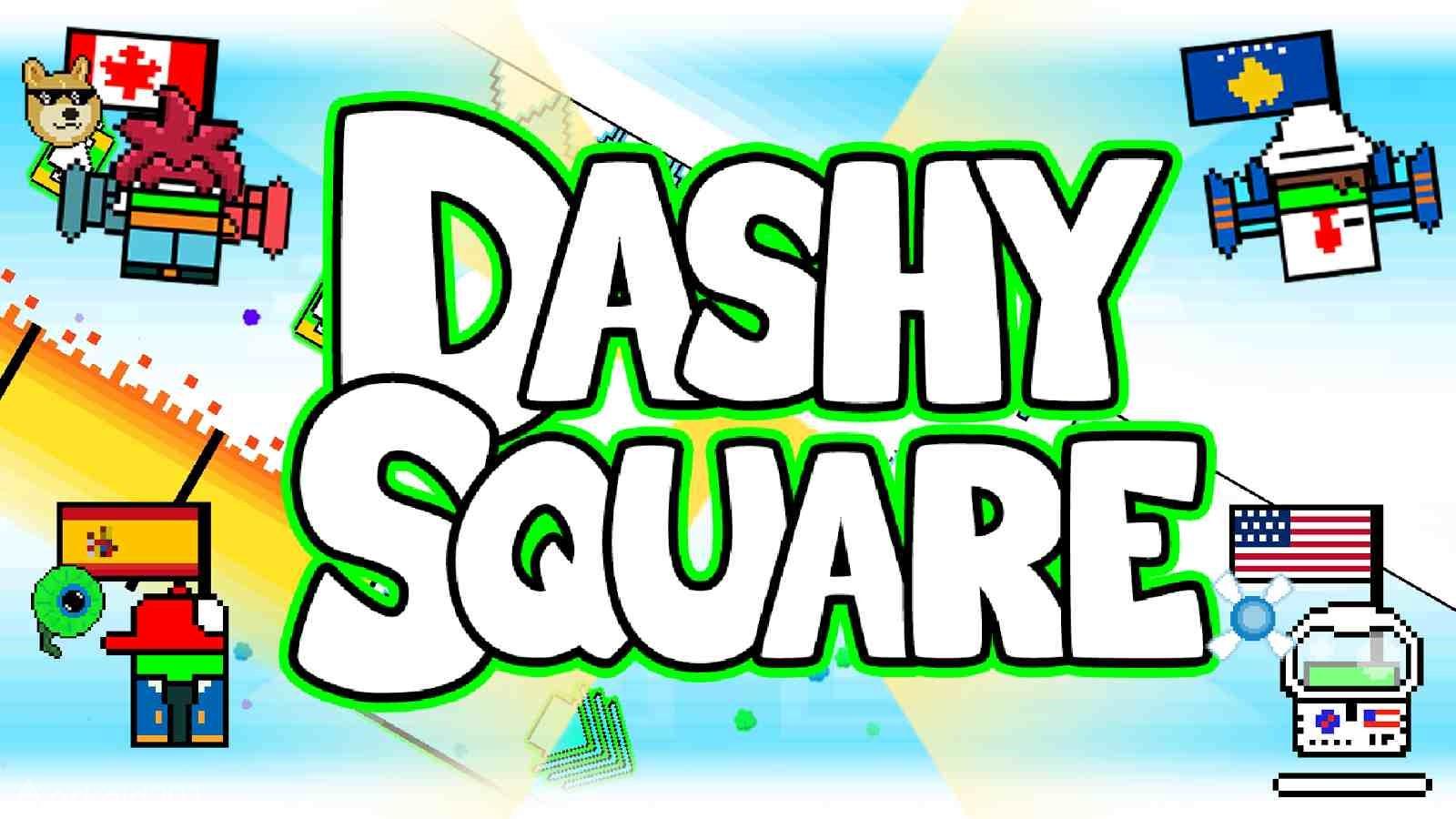 دانلود Dashy Square 2.06 – بازی آرکید و سرگرم کننده اندروید