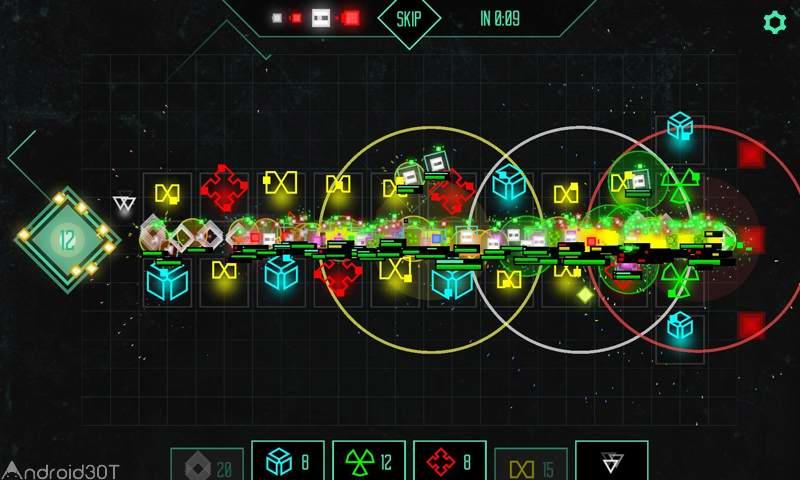 دانلود Data Defense 1.3.4 – بازی برج دفاعی محافظت از سرورها اندروید