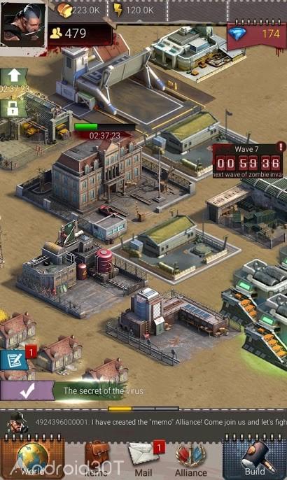 دانلود Days 2 Die 1.24.0 – بازی استراتژیکی آنلاین اندروید