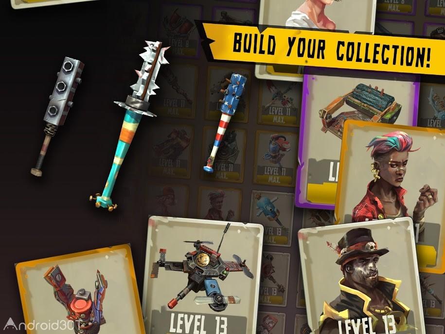 دانلود Dead Island Survivors 1.0 – بازی بازماندگان جزیره متروکه اندروید
