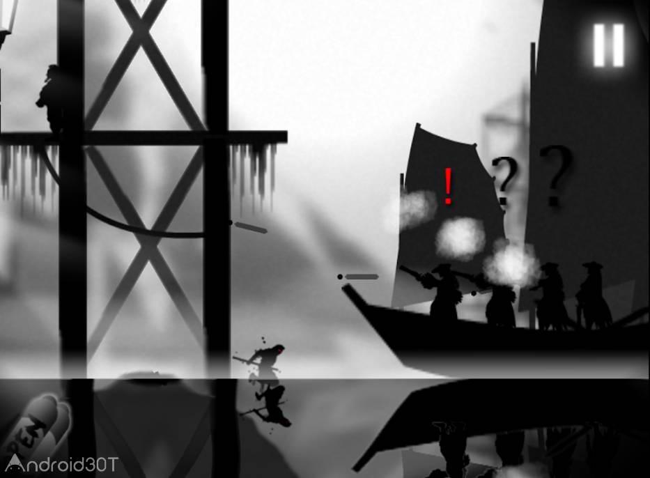 دانلود Dead Ninja Mortal Shadow 1.1.43 – بازی ماجراجویی نینجا برای اندروید