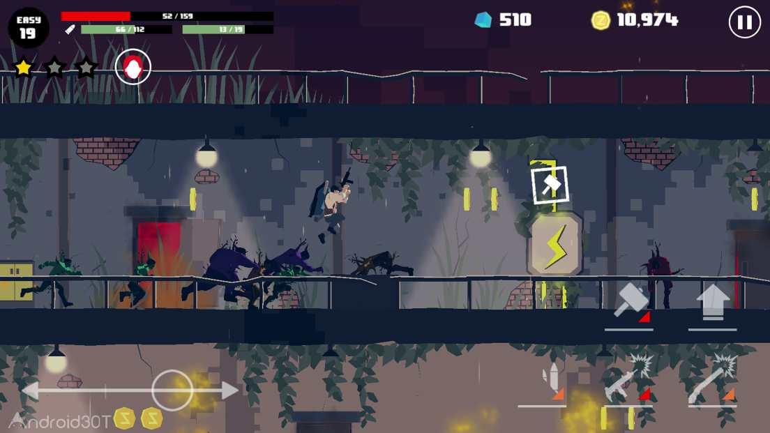 دانلود Dead Rain : New zombie virus 1.5.94 – بازی اکشن ویروس زامبی اندروید