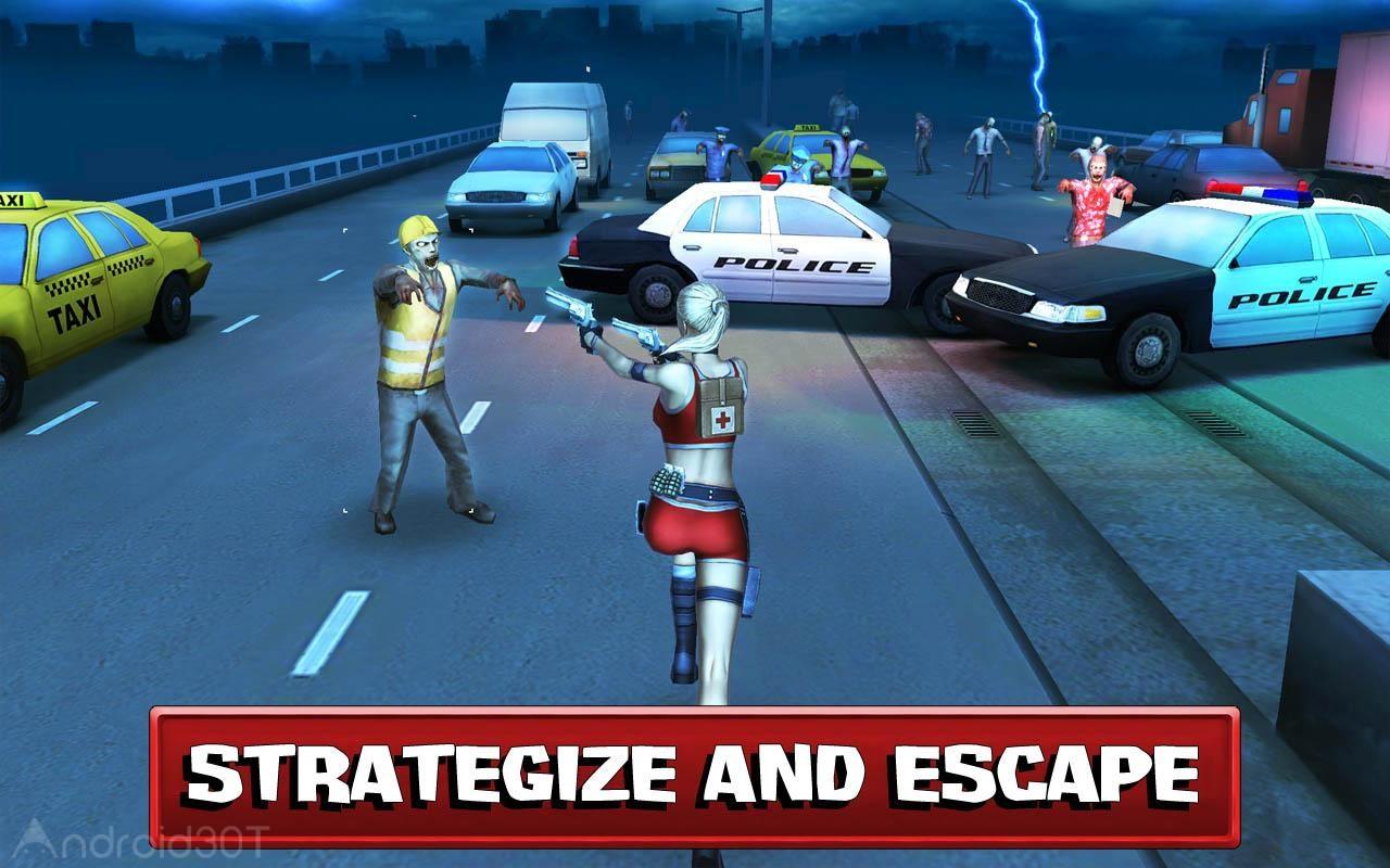 دانلود Dead Route 2.4.4 – بازی اکشن جاده مرده اندروید