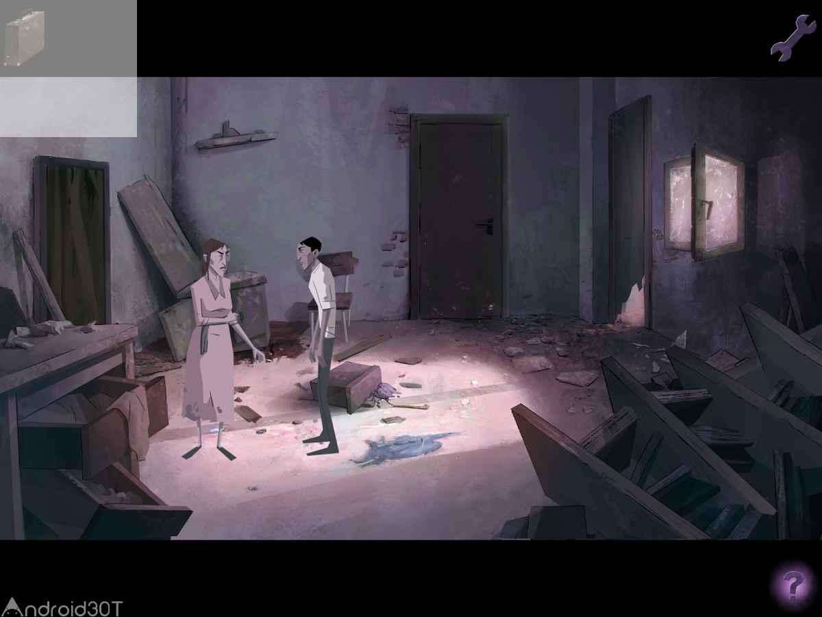 دانلود Dead Synchronicity: TCT 2.0 – بازی ماجراجویی اندروید