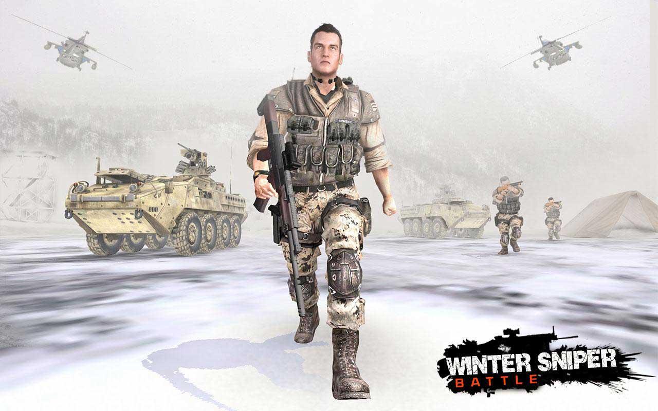 دانلود Deadly Assault 2018 – Winter Mountain Battleground 1.1.1 – بازی اکشن حملات زمینی ۲۰۱۸ اندروید