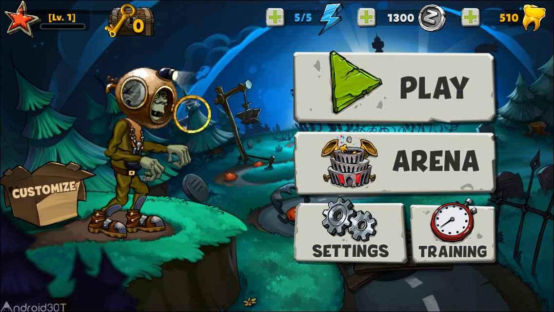 دانلود Deadly Run 1.0.24 – بازی دوی مرگبار اندروید