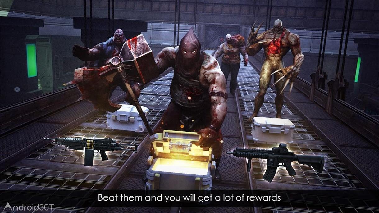 دانلود Death Invasion : Survival 1.0.59 – بازی اکشن تهاجم مرگ اندروید