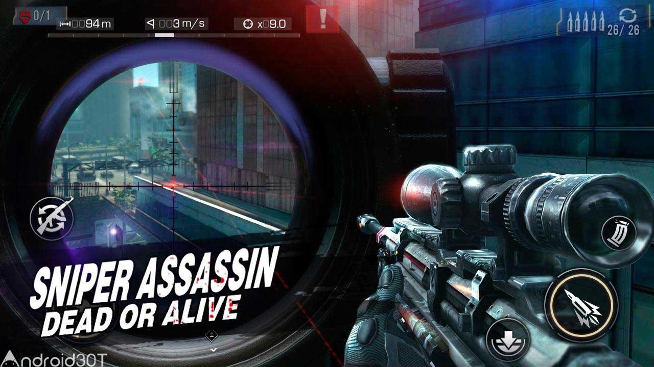 دانلود Death Killer:Guarding The City 1.0.0017 – بازی اکشن مرگ قاتل اندروید