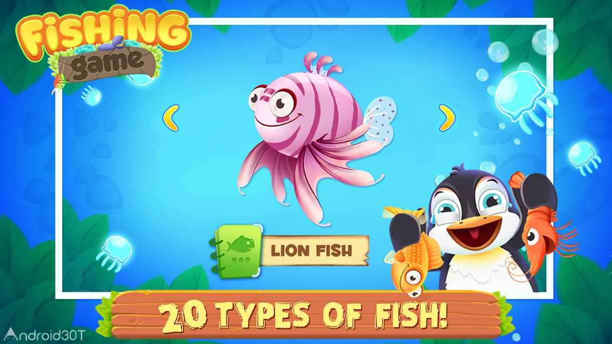 دانلود Deep Sea Fishing Mania Games 2.4 – بازی جالب ماهیگیری اندروید