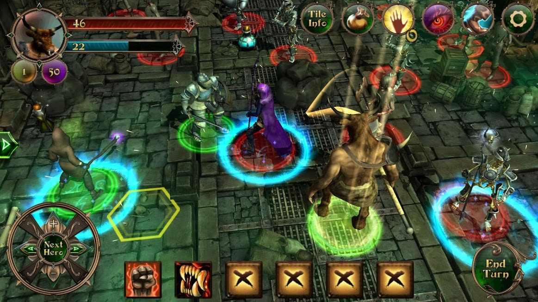 دانلود Demon's Rise 16 – بازی نقش آفرینی ظهور شیاطین اندروید