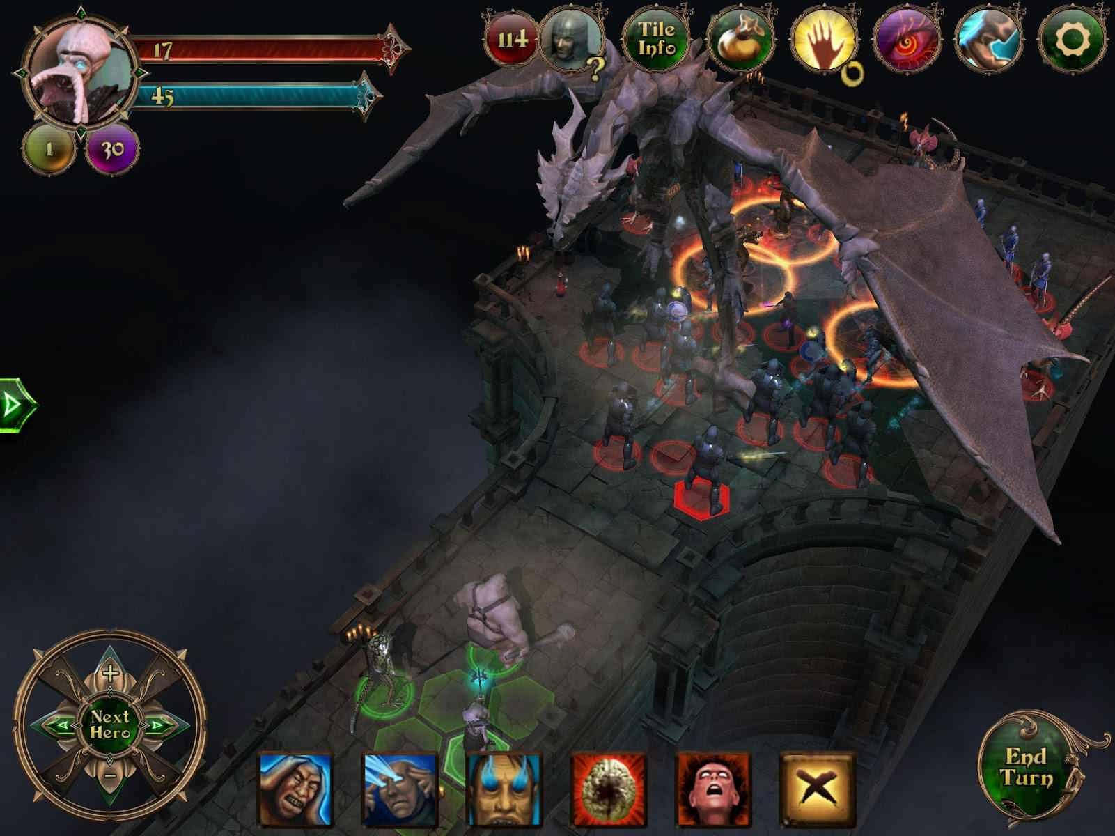 دانلود Demon's Rise 2 v6.0 – بازی نقش آفرینی ظهور شیاطین 2 اندروید