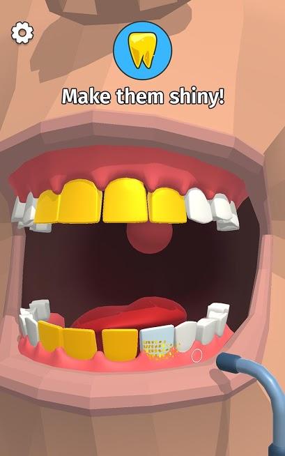 دانلود Dentist Bling v0.6.9 – بازی شبیه ساز دندانپزشکی اندروید