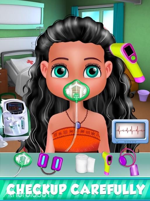 دانلود Dentist kids Hospital Simulation Teeth Surgery 1.0 – بازی کودکانه دندانپزشکی اندروید