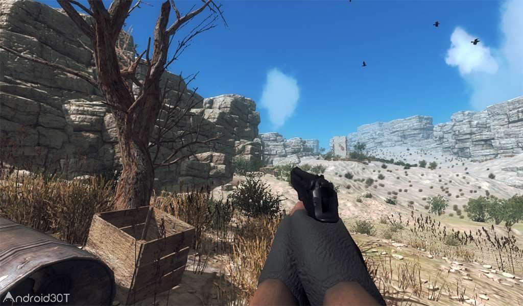 دانلود Desert Storm 21 – بازی فوق العاده نبرد طوفان اندروید