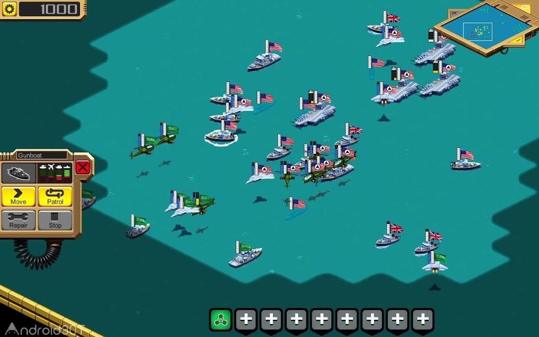 دانلود Desert Stormfront – RTS 1.0.11 – بازی استراتژیکی مبارزه با تانک اندروید