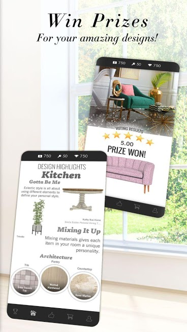دانلود Design Home 1.45.020 – بازی طراحی خانه برای اندروید