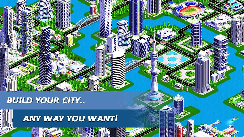 دانلود Designer City 2: city building game 1.20 – بازی طراحی شهر 2 اندروید