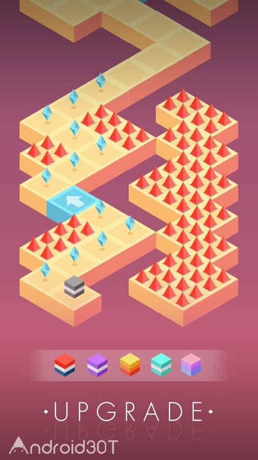 دانلود Desire Path 1.0 – بازی چالش انگیز مسیر دلخواه اندروید