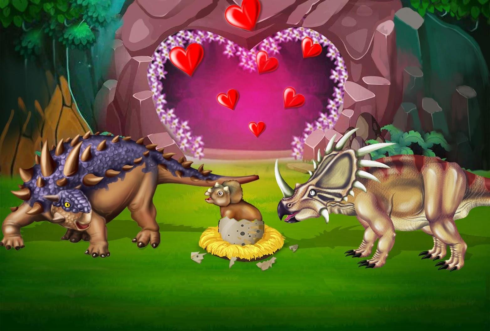 دانلود Dino Battle 12.59 – بازی مدیریتی نبرد دایناسورهااندروید