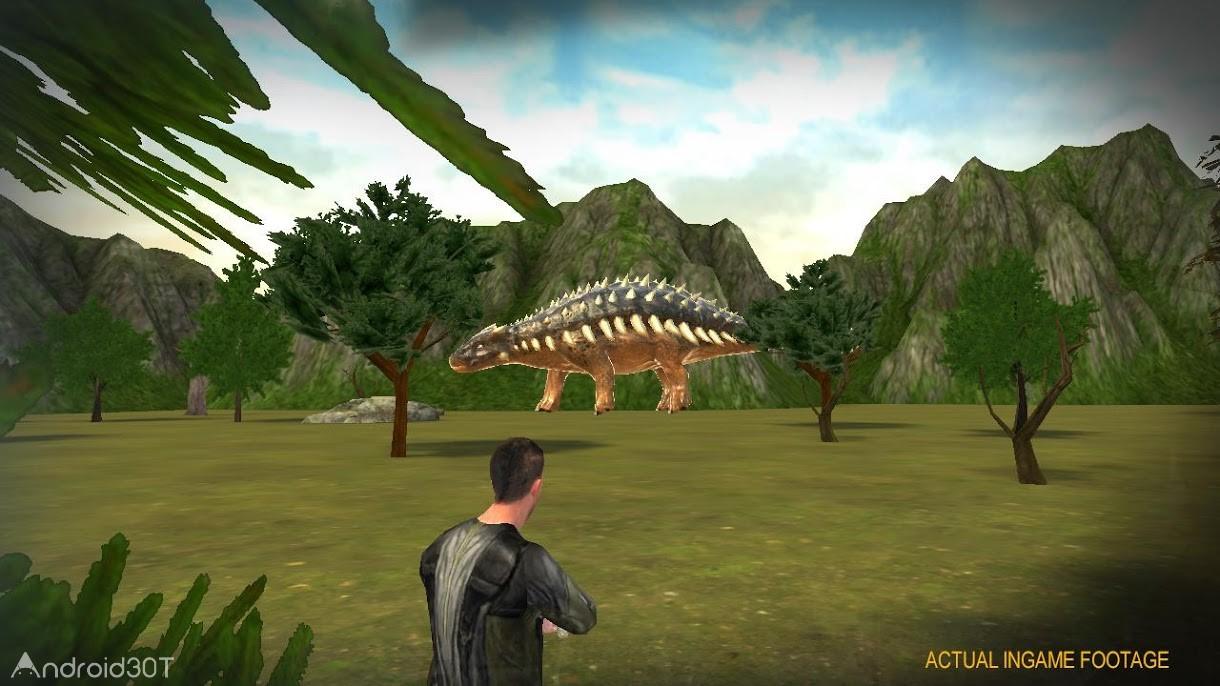 دانلود Dinosaur Hunt PvP 1.3 – بازی اکشن شکار دایناسور اندروید