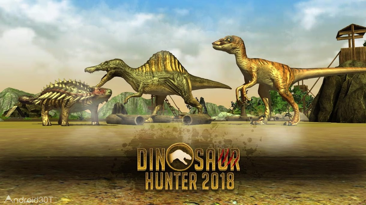 Dinosaur Hunter 2019