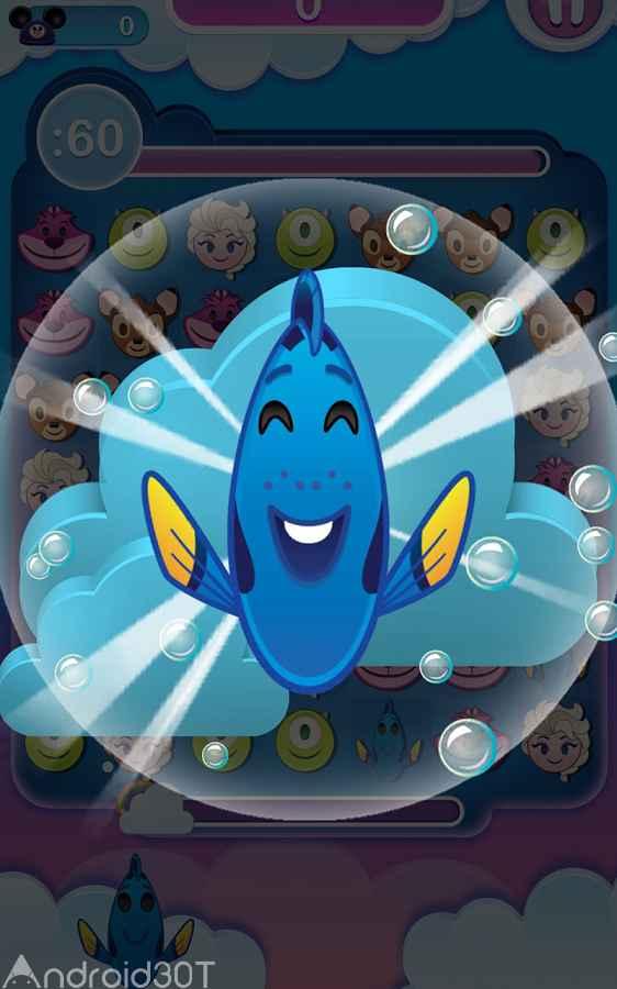 دانلود Disney Emoji Blitz 40.0.0 – بازی پازلی شکلک های دیزنی اندروید