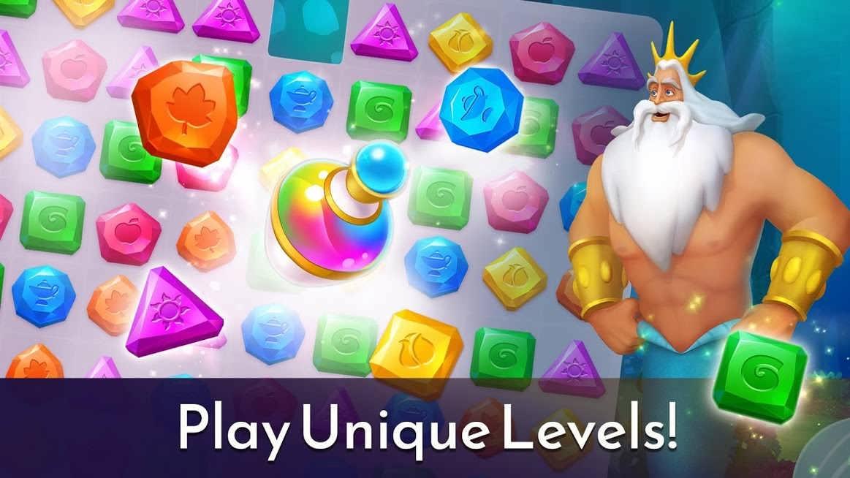 دانلود Disney Princess Majestic Quest 1.7.0m – بازی پازلی جادویی پرنسس اندروید