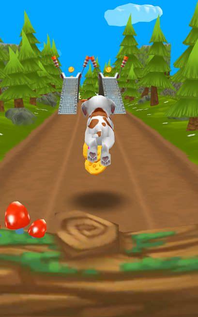 دانلود Dog Run 1.7.7 – بازی سگ دونده اندروید
