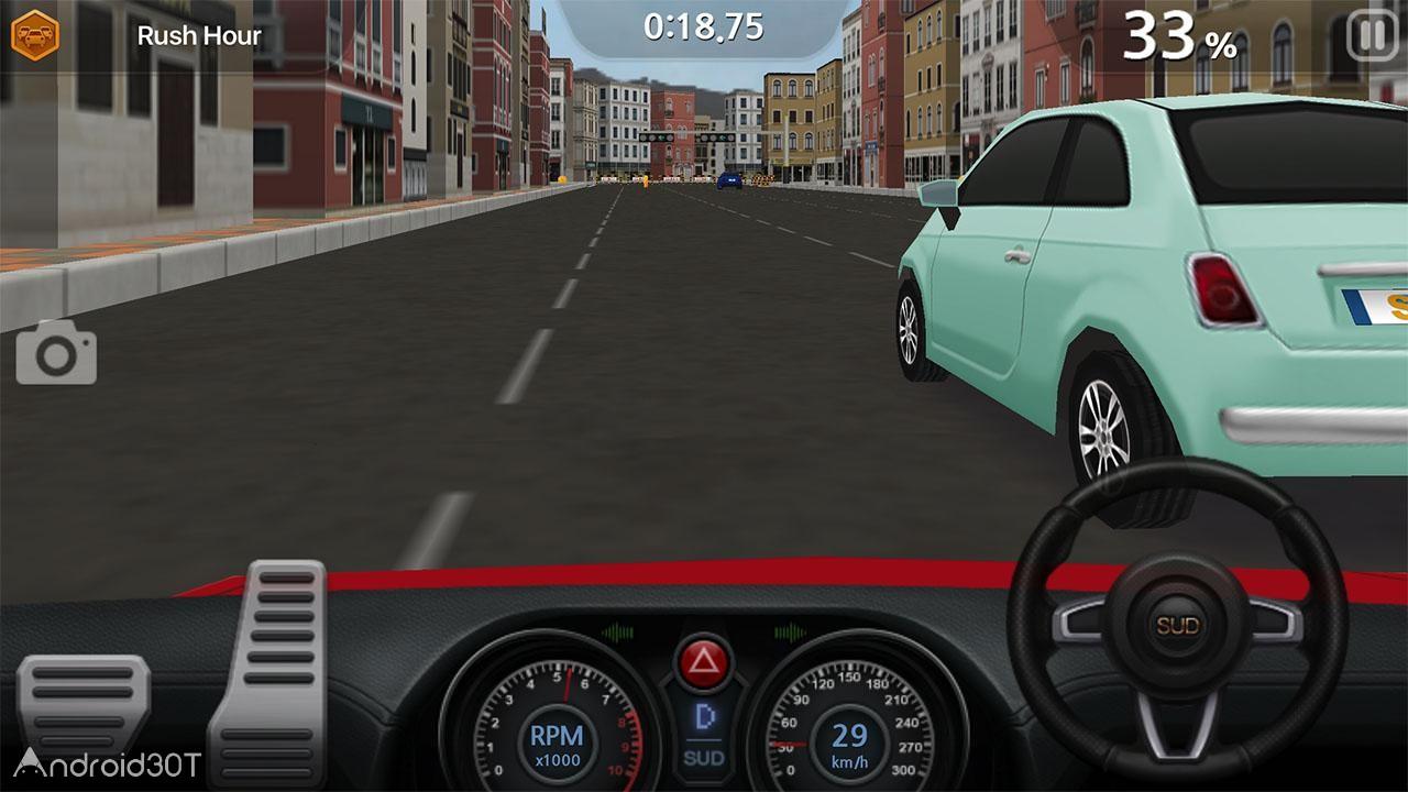دانلود Dr. Driving 2 v1.48 – بازی شبیه ساز دکتر رانندگی اندروید